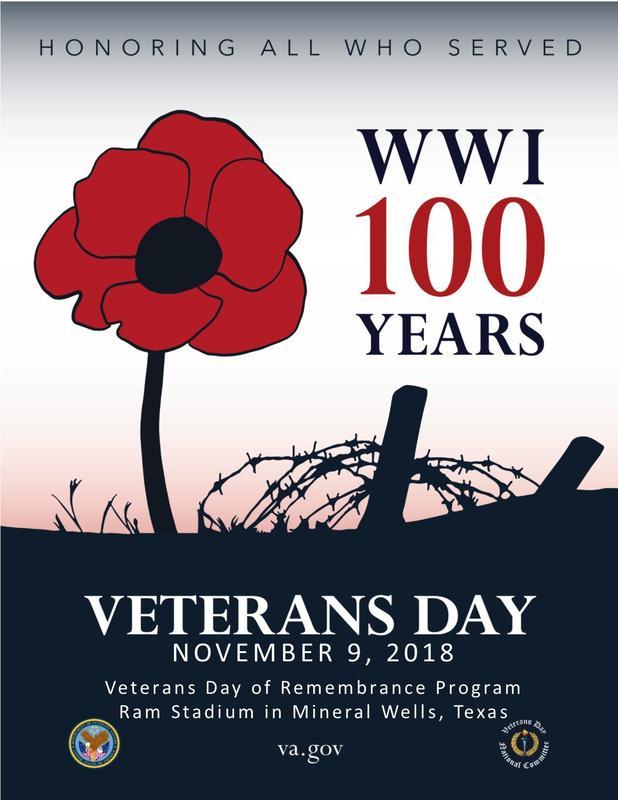 November 9th Veterans Day Celebration at Ram Stadium