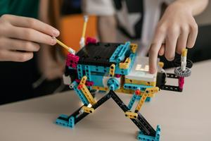 Legos robot
