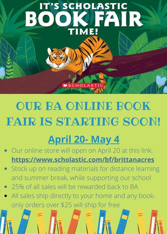 Online Book Fair End 5/3 Featured Photo