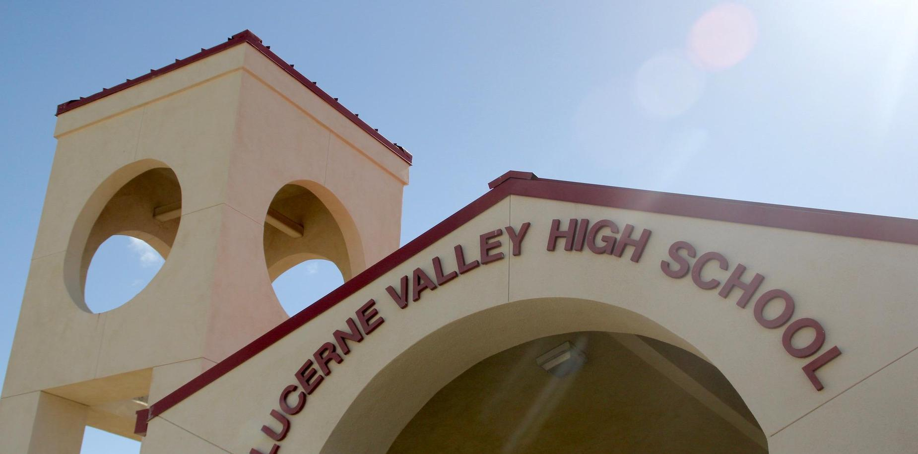 lucerne valley unified school district
