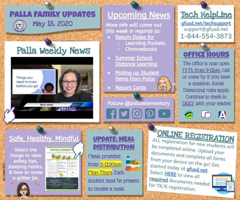 Palla Family Update #4 Thumbnail Image