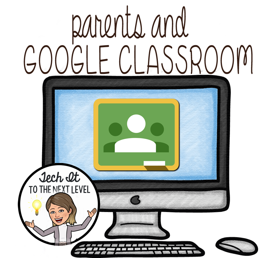 parents and google classroom