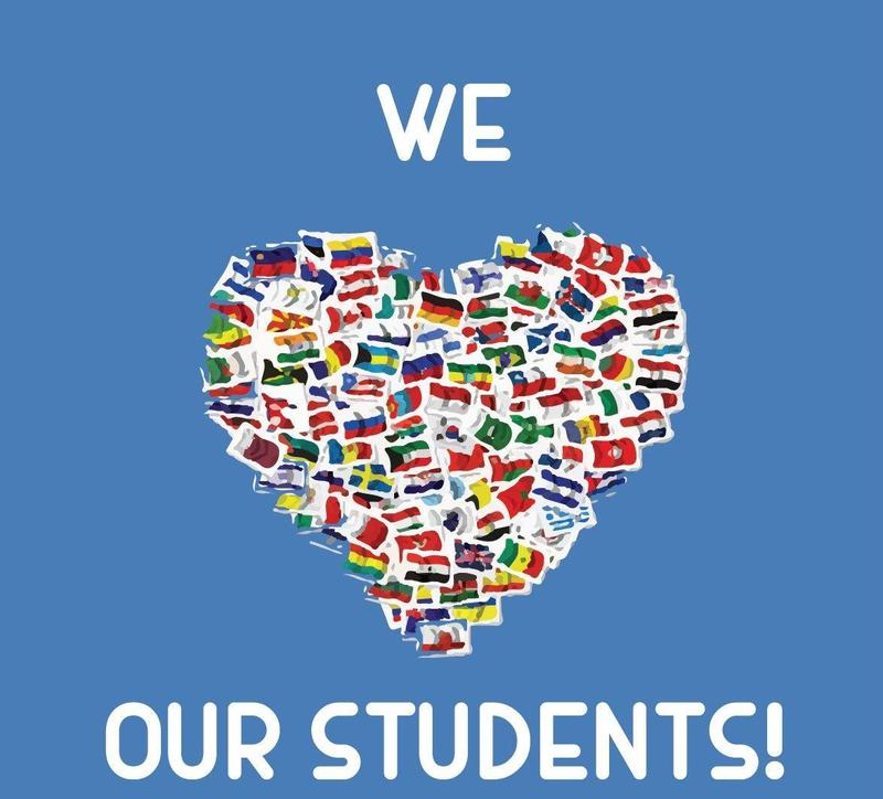 We Love Our Students