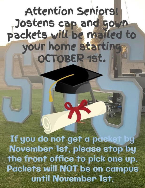 Cap and gown info