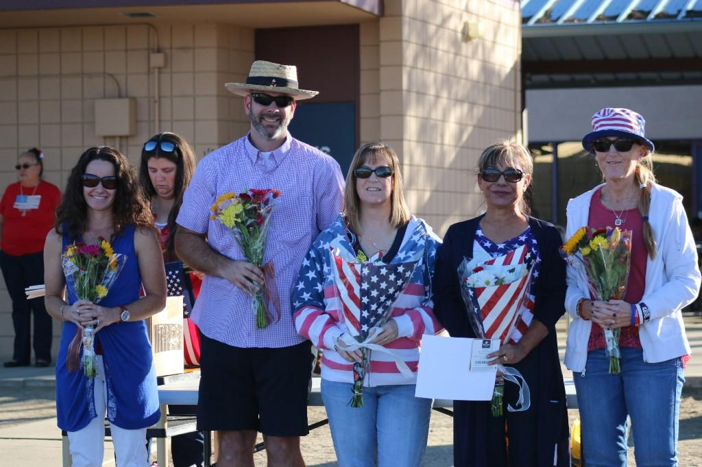 Certificated Employees of the Year - Lilia Andersen K Teacher- Teacher of the Year