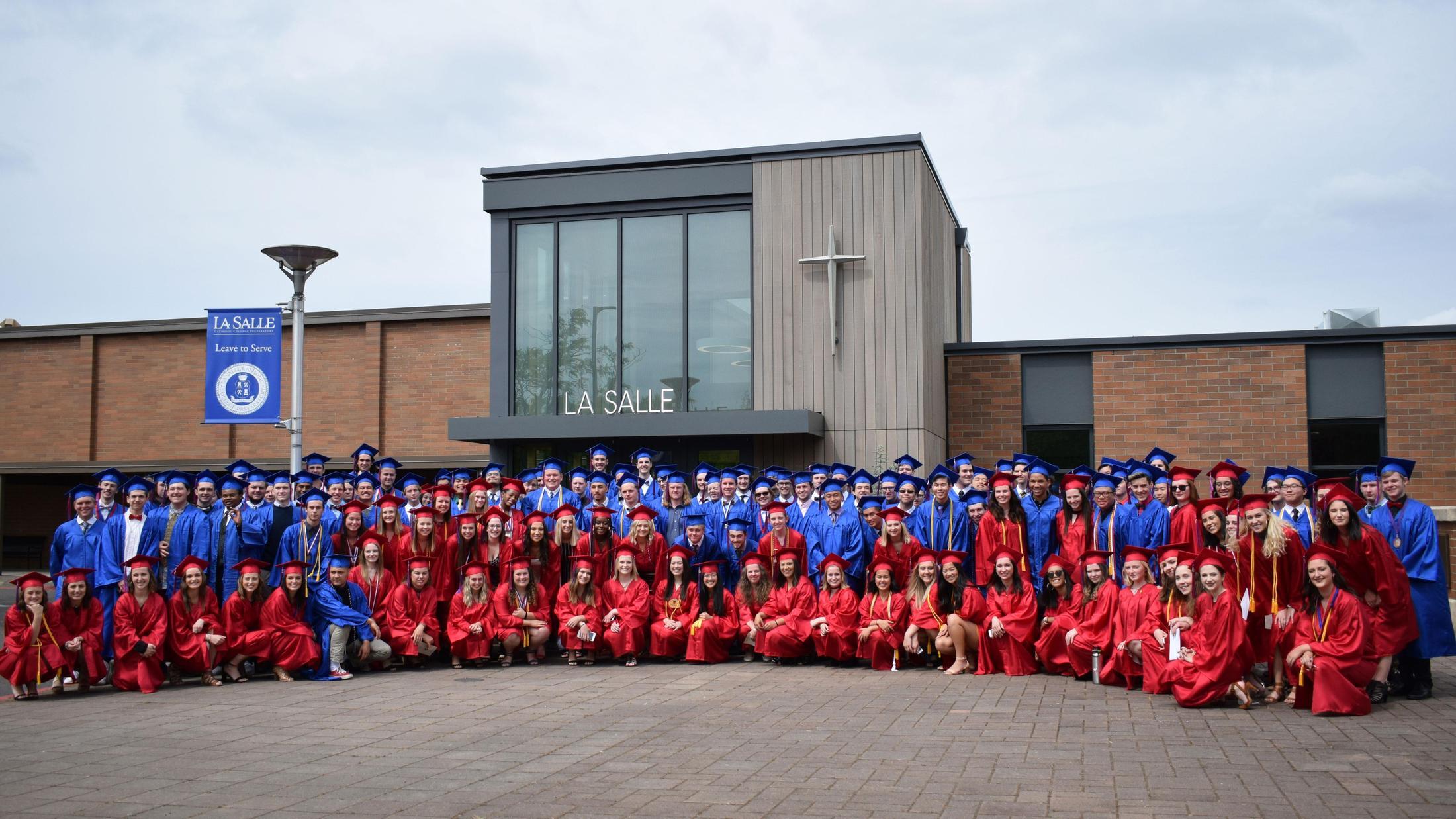 Photos De La Salle college acceptances - educational support departments - la