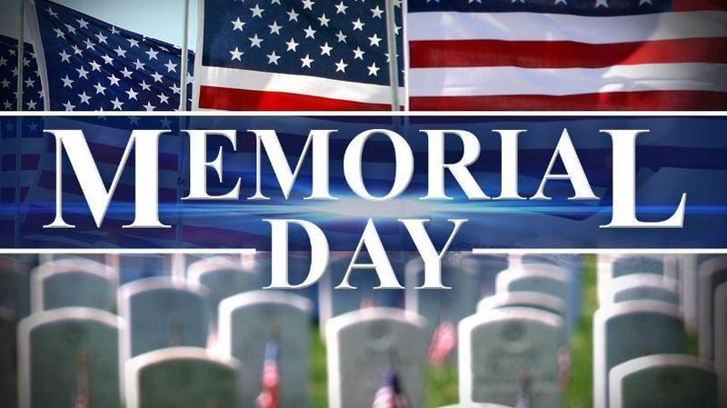 No School - Monday May 28th Thumbnail Image