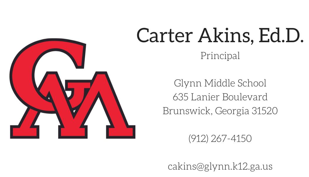 CBA name card
