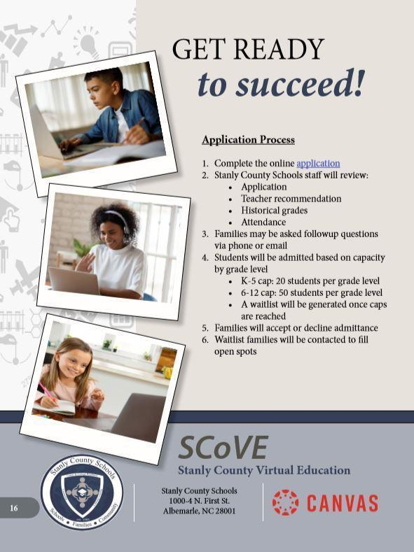 Picture of New SCoVE info flyer