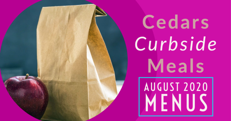 August Curbside Meals