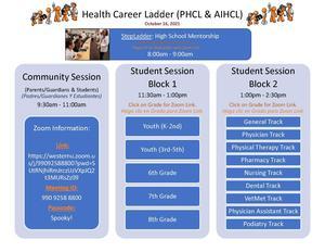 PHCL calendar