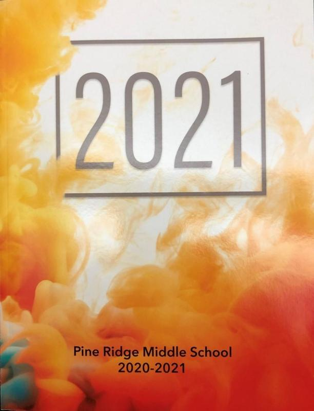 PRMS Yearbook cover image