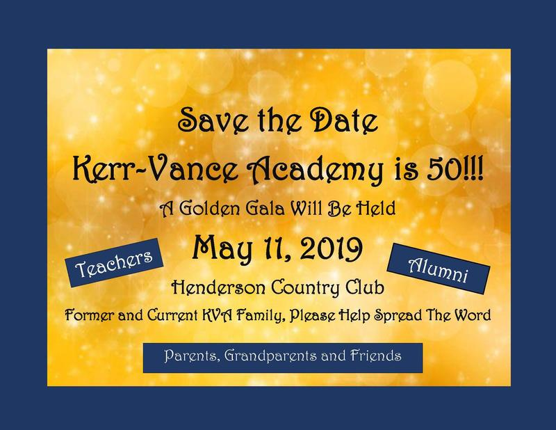 Save The Date!!!  KVA's Golden Gala Thumbnail Image