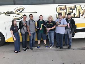 UIL Team Competes