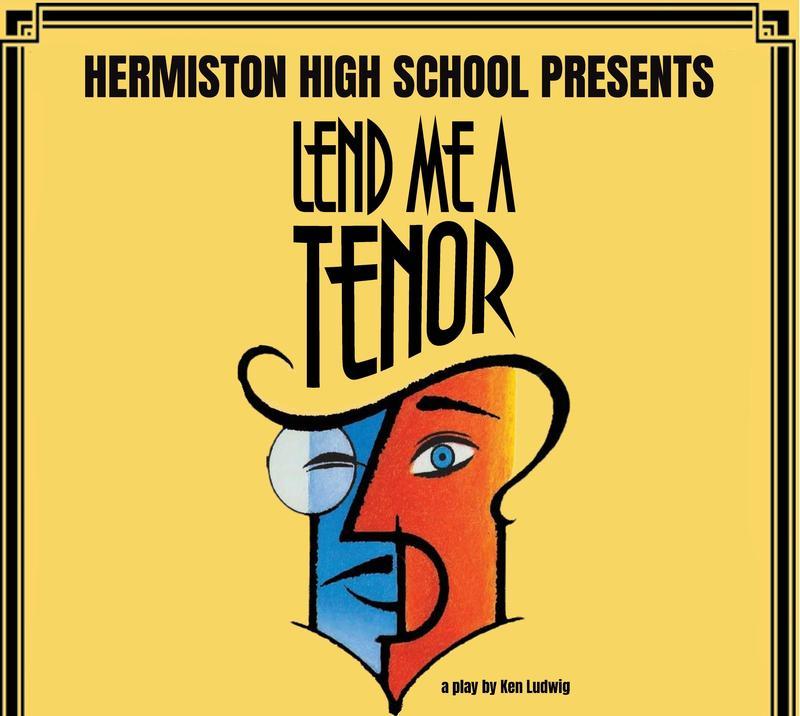 HHS Presents Lend Me A Tenor/HHS Presenta Préstame Un Tenor Featured Photo