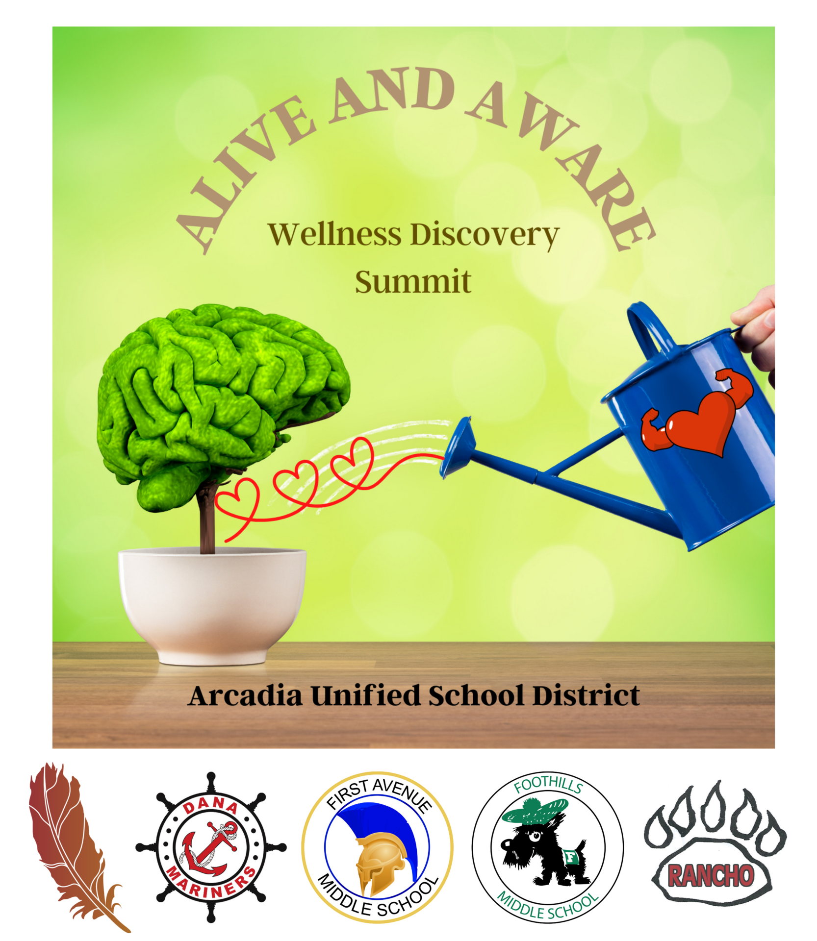 Alive and Aware Wellness Summit
