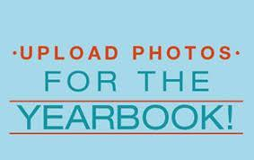 Upload photos for yearbook