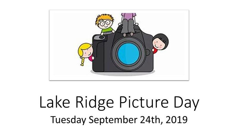 Picture Day is Tuesday September 24th