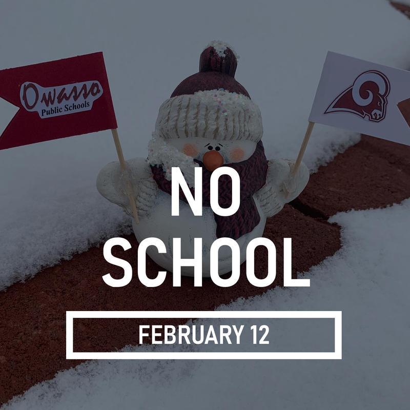 No School Friday February 12
