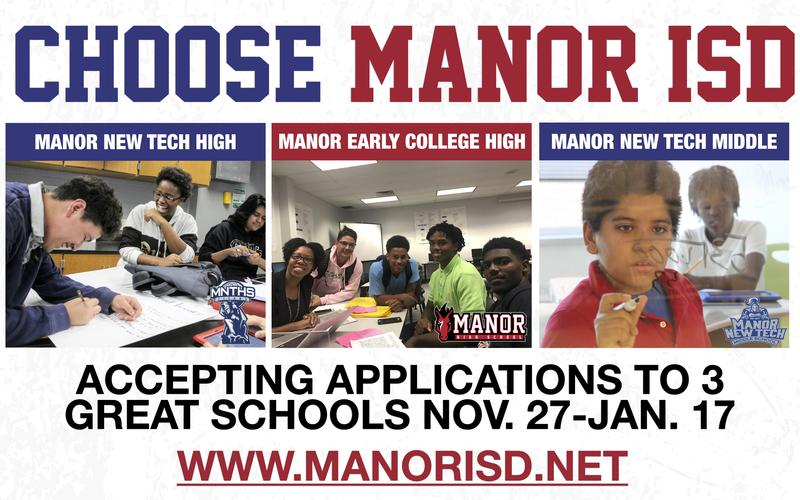 New Tech, Early College Application Window to run Nov. 27-Jan. 17 Thumbnail Image