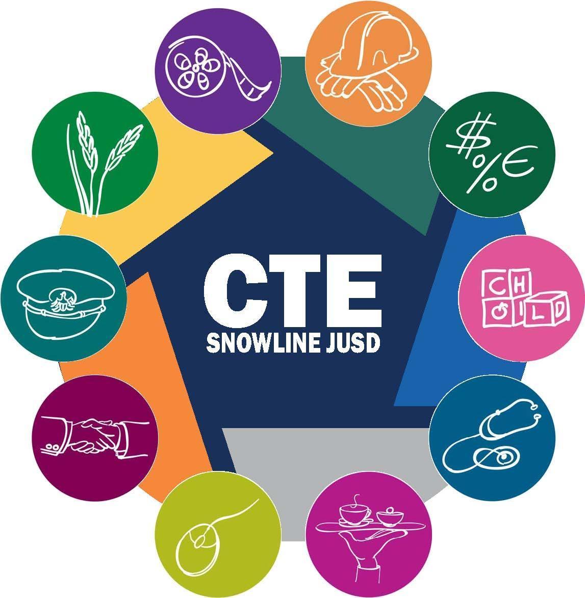 Snowline CTE Logo