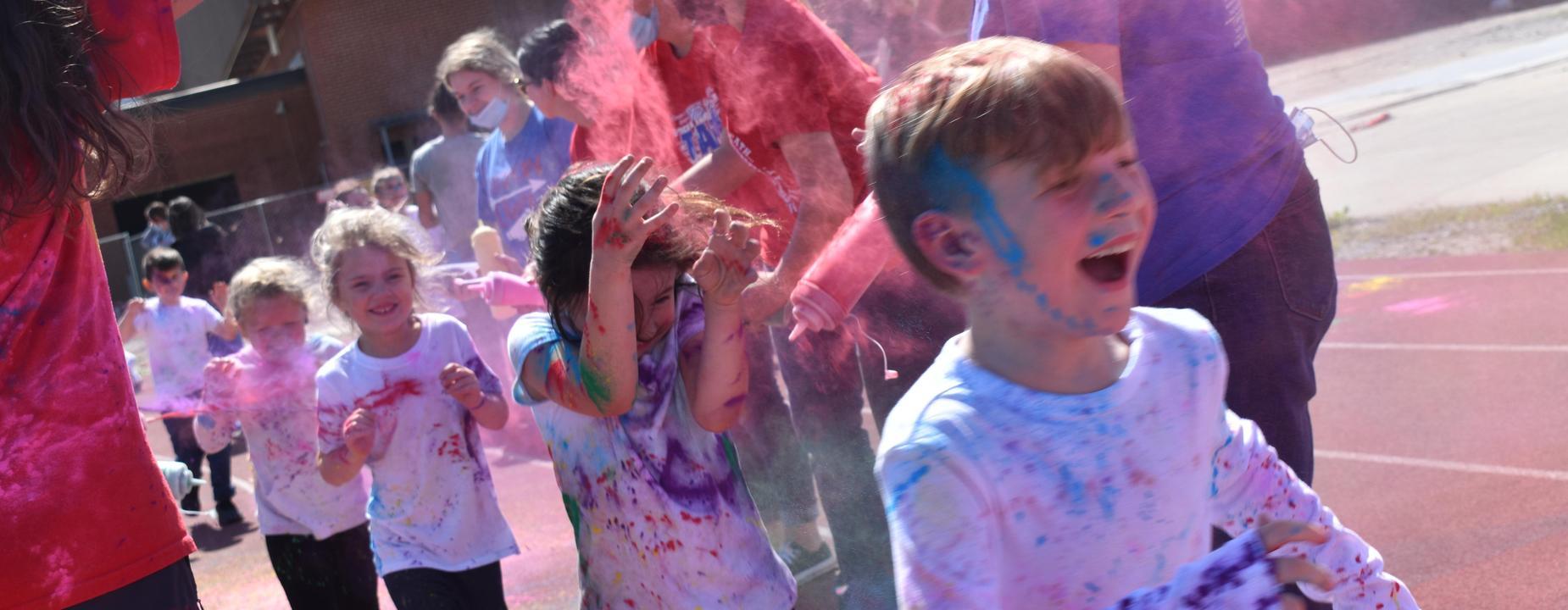 color run fun