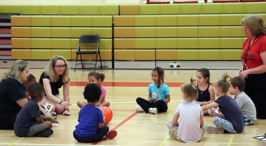 PHES Kindergarten Fun w/Math - 052318