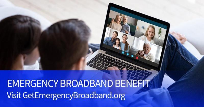👨💻Emergency Broadband Benefit Program👨💻 Featured Photo