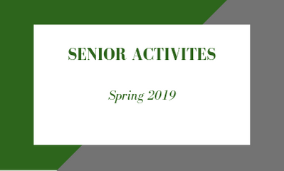 Senior Activities Thumbnail Image