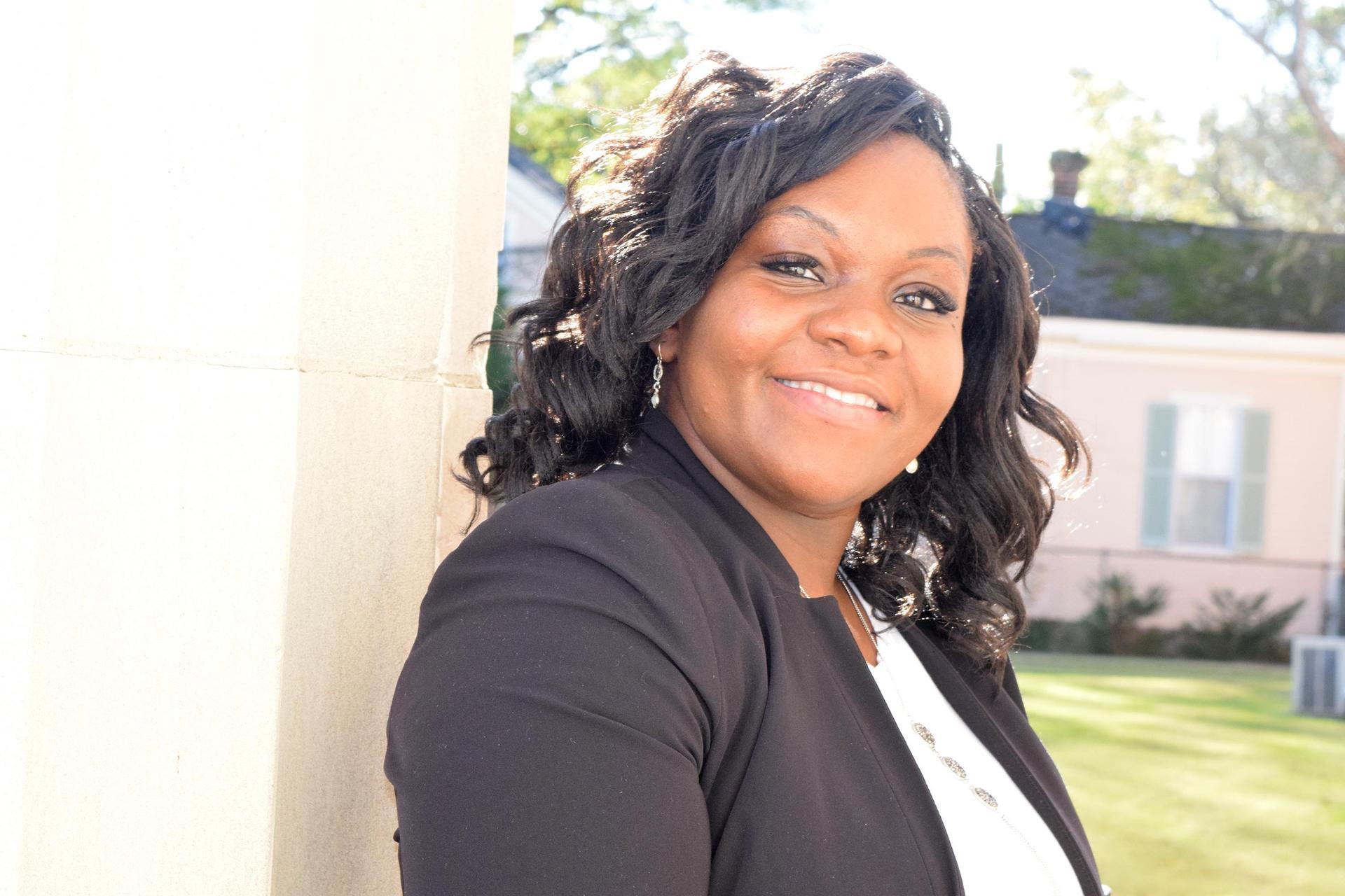 Kendra Williams, Robert Lewis Magnet School 2020 Teacher of the Year