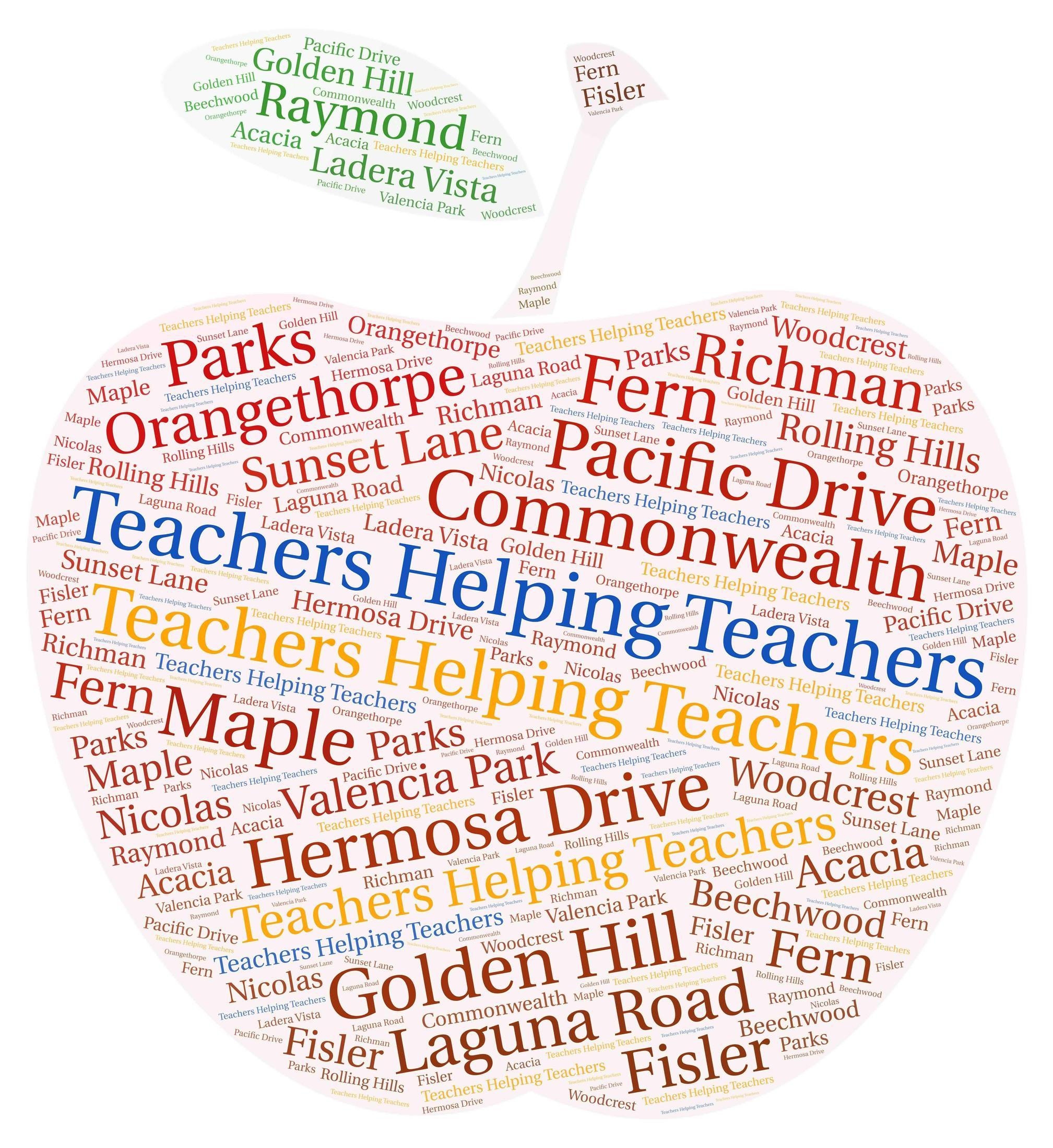 Teachers Helping  Teachers Logo
