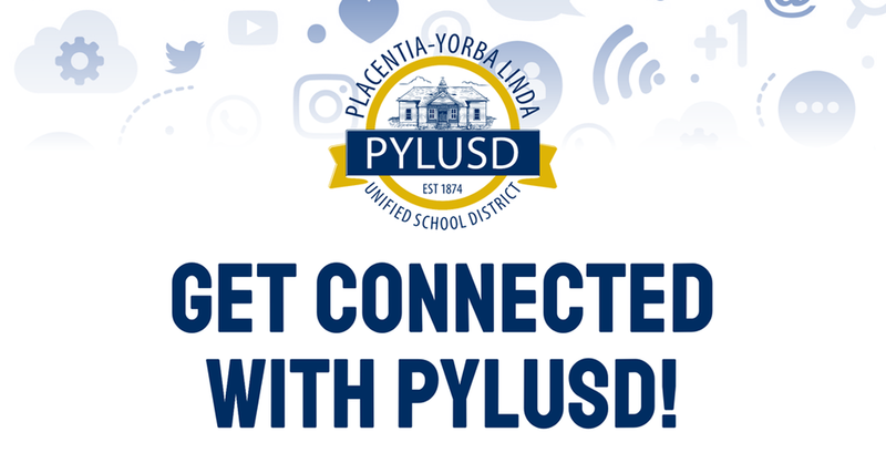Get connected with PYLUSD!