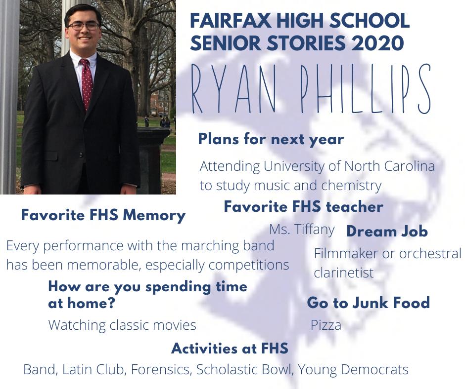 ryan phillips photo and list of activities