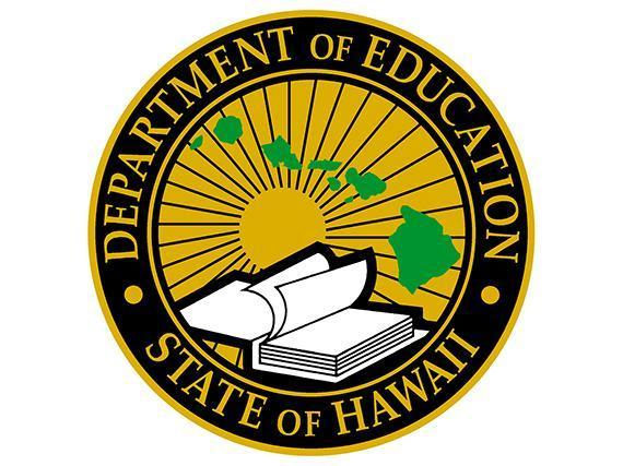 hawaii department of education logo
