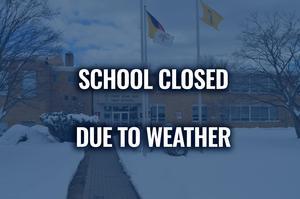 PJ School Closed