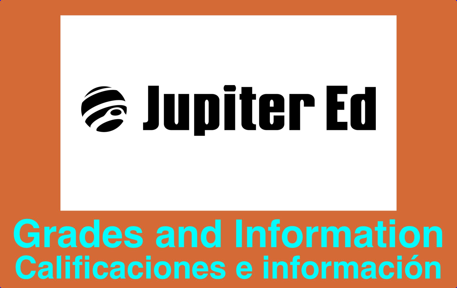 JupiterEd Info