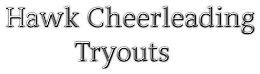 Cheerleading Tryouts start Monday, September 21 at 3:30pm Featured Photo