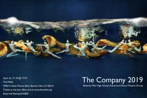 The Company 2019 April 16, 17, 18 at 7:00 Flyer
