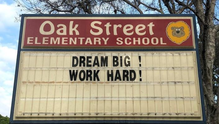 Oak Street Event 2019-2020