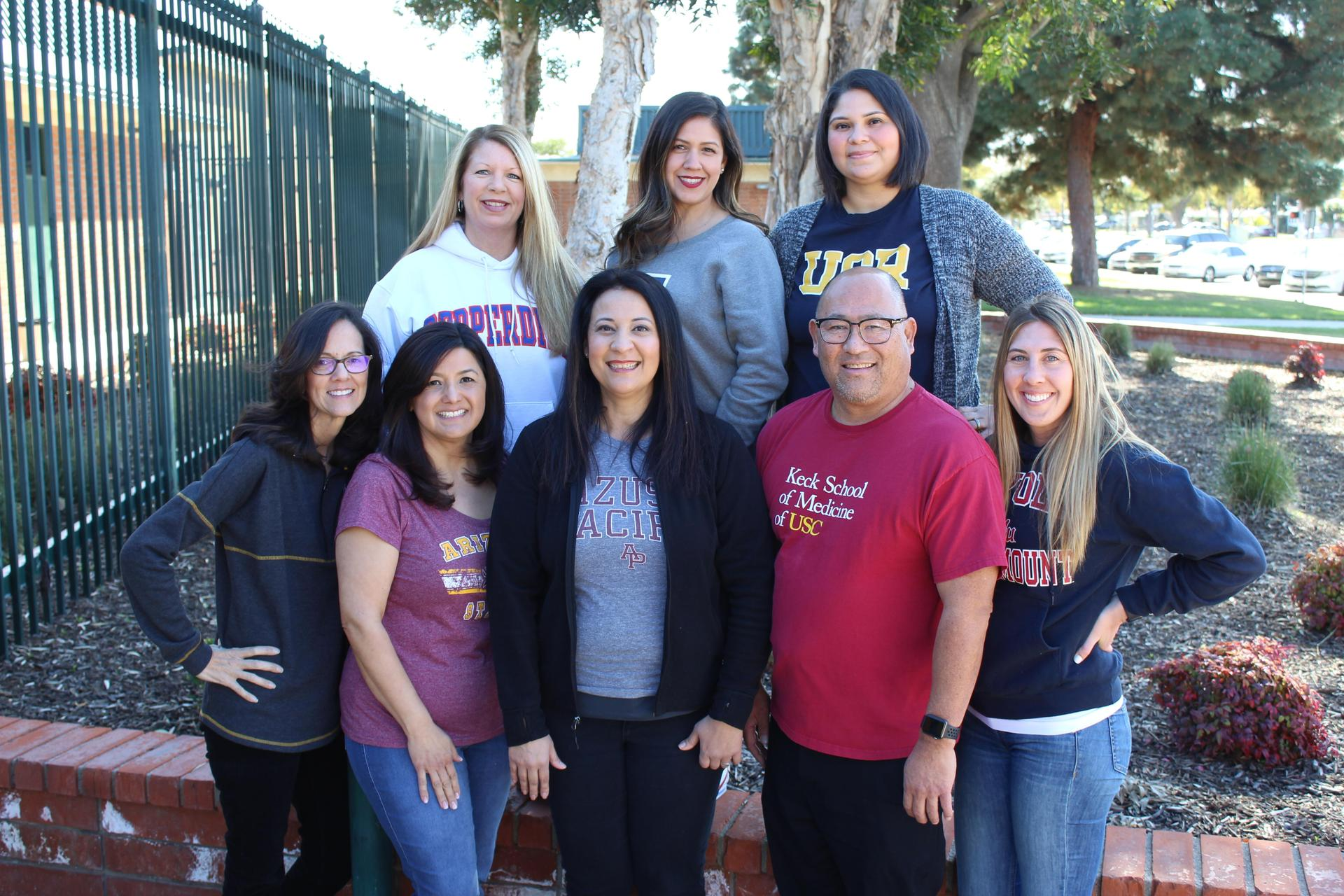 SFHS Counseling Team