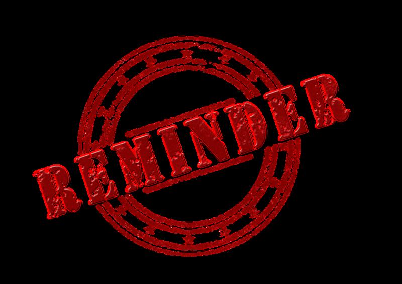 Reminder Logo