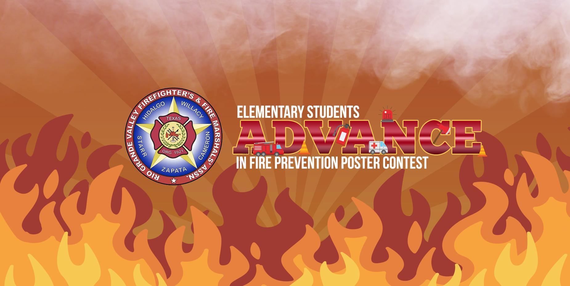 Students win in fire prevention contest