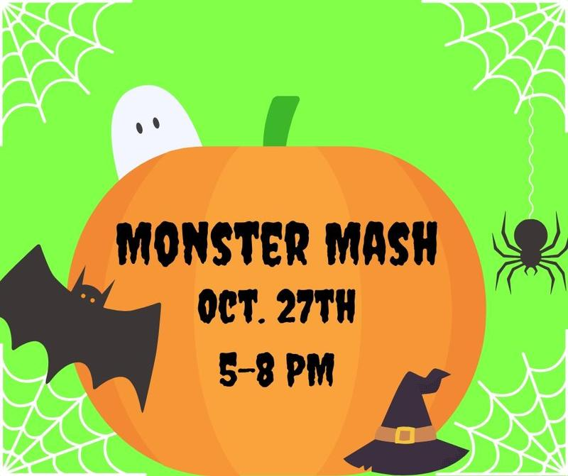 The 11th Annual Monster Mash is set for October 27th! Thumbnail Image