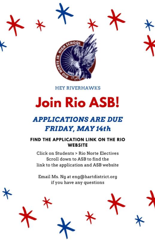 ASB Flyer