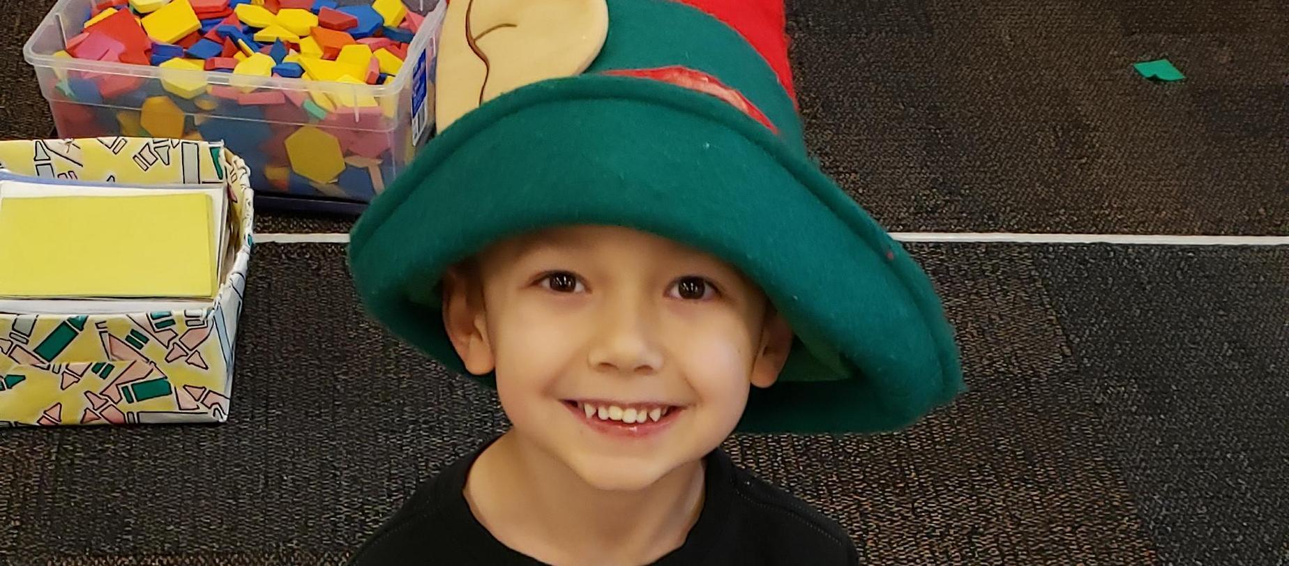 kindergarten elf