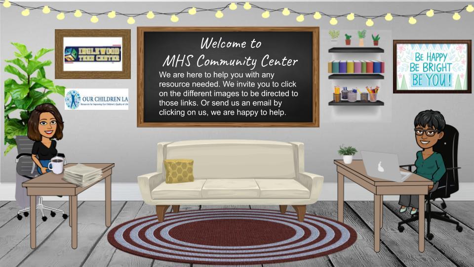 MHS COMMUNITY ROOM