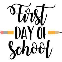 First Day of School - August 20, 2020 Thumbnail Image