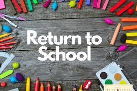 Return to School Informational Meeting Featured Photo