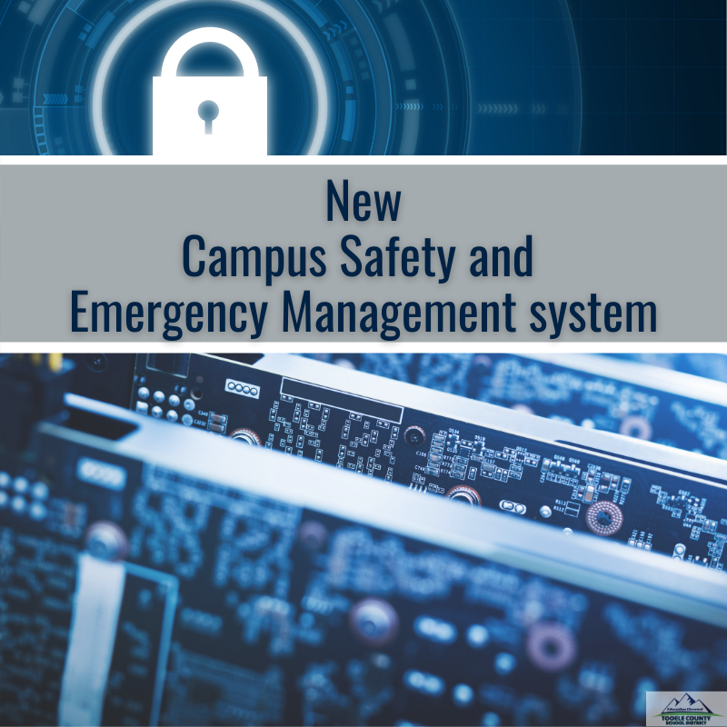 KnowWhere Campus safety system graphic