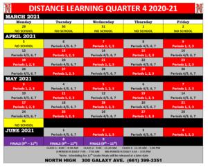 Q4 Schedule